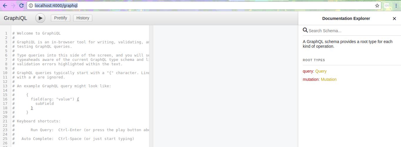 A CRUD Application with GraphQL, Apollo, NodeJs, Angular (v5)