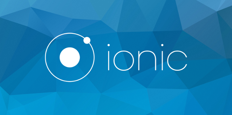 ionic framework dating app